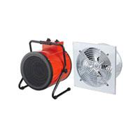 Επαγγελματική Θέρμανση / Κλιματισμός / Εξαερισμός